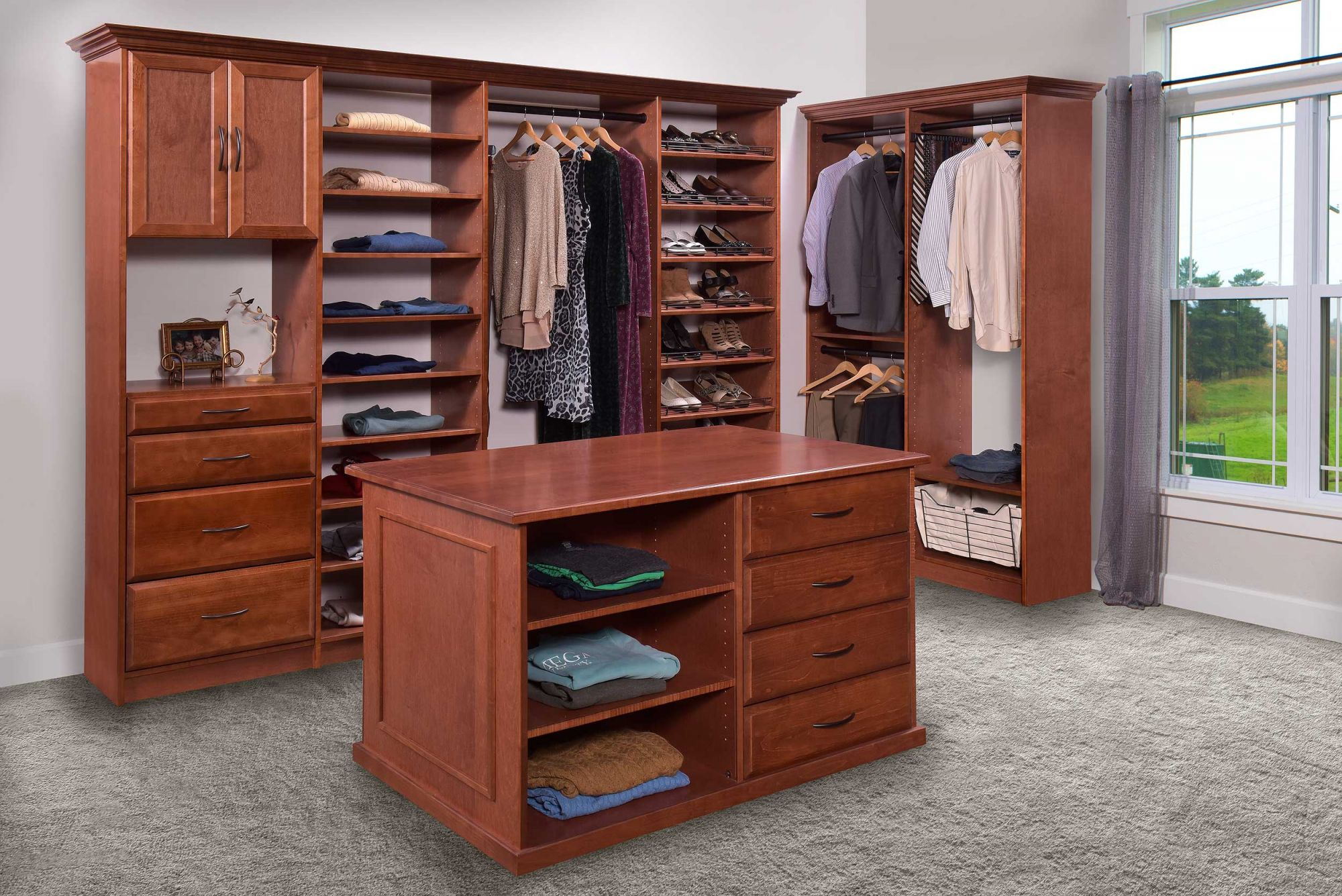 w tower with wayfair organization closet louis home drawers john storage pdx deep reviews